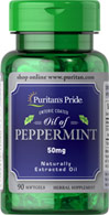 Oil of Peppermint 50 mg