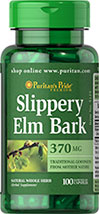 Slippery Elm Bark 370 mg