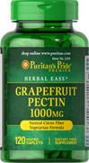 グレープフルーツ・ペクチン 1000 mg.