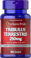 Bulgarian Tribulus Terrestris 250 mg