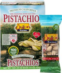 Roasted Salted Pistachio 100 Calorie Packs