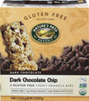 Organic Dark Chocolate Chip Granola Bars