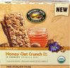 Organic Honey Oat Crunch + Flax Granola Bars