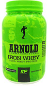 Iron Whey Strawberry Banana