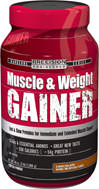 Muscle & Weight Gainer Chocolate <p>Precision Engineered Muscle & Weight Gainer is a true champion grade formulation with more protein, vitamins, minerals and amino acids than most other weight gain powders.</p> 3 lbs Powder  $24.99