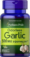Odorless Garlic 500 mg