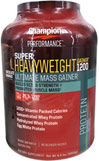 Super Heavyweight Gainer 1200 Chocolate Brownie