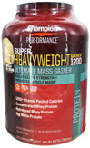 Super Heavyweight Gainer 1200 Vanilla Ice Cream