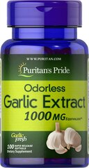 Odorless Garlic 1000 mg