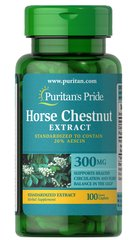 Horse Chestnut Standardized Extract 300 mg