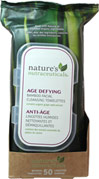 Age Defying Bamboo Facial Cleansing Wipes