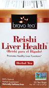 Reishi Liver Health Tea