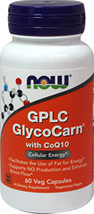GPLC GlycoCarn with Coq10