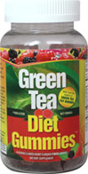 Green Tea Diet Gummies