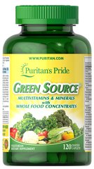 Green Source® Multivitamin & Minerals