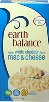 Vegan White Cheddar Mac and Cheese