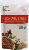 Organic Tuscan Garlic & Tomato Ancient Grain Fusion