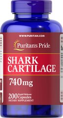 Shark Cartilage 740 mg