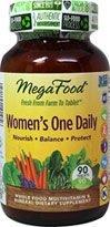 Women's One Daily™ Whole Food Mulvitamin & Mineral Supplement