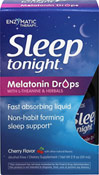 Sleep Tonight™ Melatonin Drops Cherry Flavor