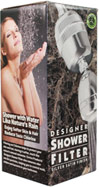 Designer Shower Filter