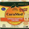 CuraMed® Superior Absorption Curcumin Effervescent Tablets
