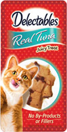 Real Tuna Juicy Cat Treat