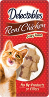 Real Chicken Juicy Cat Treat