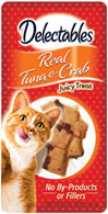 Real Tuna and Crab Juicy Cat Treat