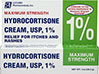 Hydrocortisone 1% Cream