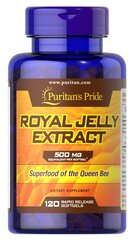 Royal Jelly 500 mg  120 Softgels 500 12.99