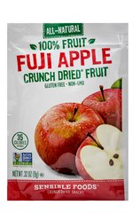 All Natural Fuji Apple Crunch Dried Fruit