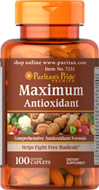 Maximum Antioxidant Formula