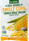 Sweet Corn Crunch Dried Snack