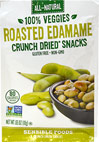 Roasted Edamame Crunch Dried Snack