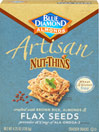 Artisan Nut Thins Flaxseed