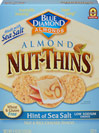Almond Nut Thins Hint of Sea Salt