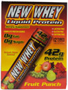 New Whey 42g Liquid Protein Fruit Punch