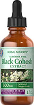 Black Cohosh Liquid Extract