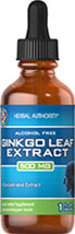 Ginkgo Biloba Liquid Extract 500 mg