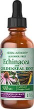 Echinacea/Goldenseal Liquid Extract <p>Supports Healthy Immune Function**</p><p>Echinacea and Goldenseal Root help support healthy immune function.**</p> 1 oz. Liquid  $7.99