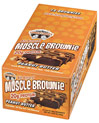 Muscle Brownie Peanut Butter