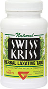 Swiss Kriss® Herbal Laxative