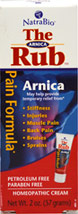 The Arnica Rub™ Pain Relief Cream