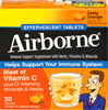 Airborne Immune Support Supplement Blast of Vitamin C