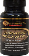 Agmatine Sulfate 500 mg per serving