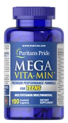 Mega Vita Min™ Multivitamins for Teens