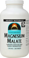 Magnesium Malate 1250 mg