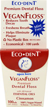 Vegan Cinnamon Dental Floss