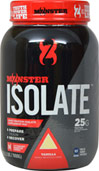 Monster Whey Isolate Vanilla
